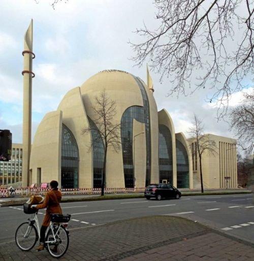 Центральная мечеть Кёльна, Германия