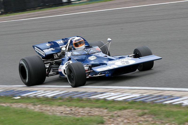 Tyrrell 003: история создания, технические характеристики, фото.