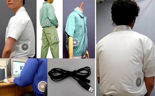 Вентилятор для одежды