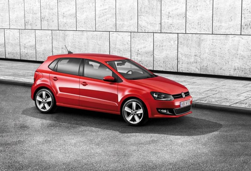 Volkswagen Polo стал автомобилем года 2010