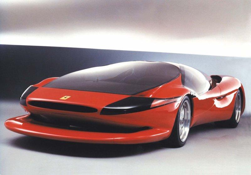 Вспомним о Colani Ferrari Lotec Testa d'Oro | AvtoDailyNews