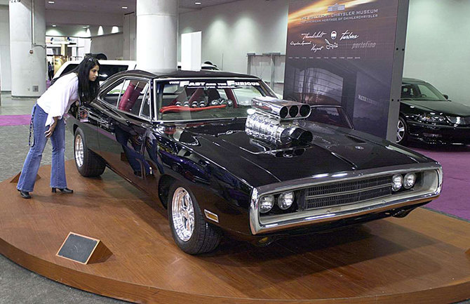 Форсаж: 1970 Dodge Charger R/T .