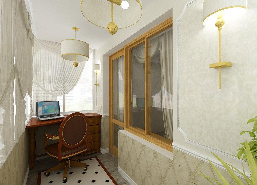 Дизайн современного балкона - полезные советы. Что должно бы.