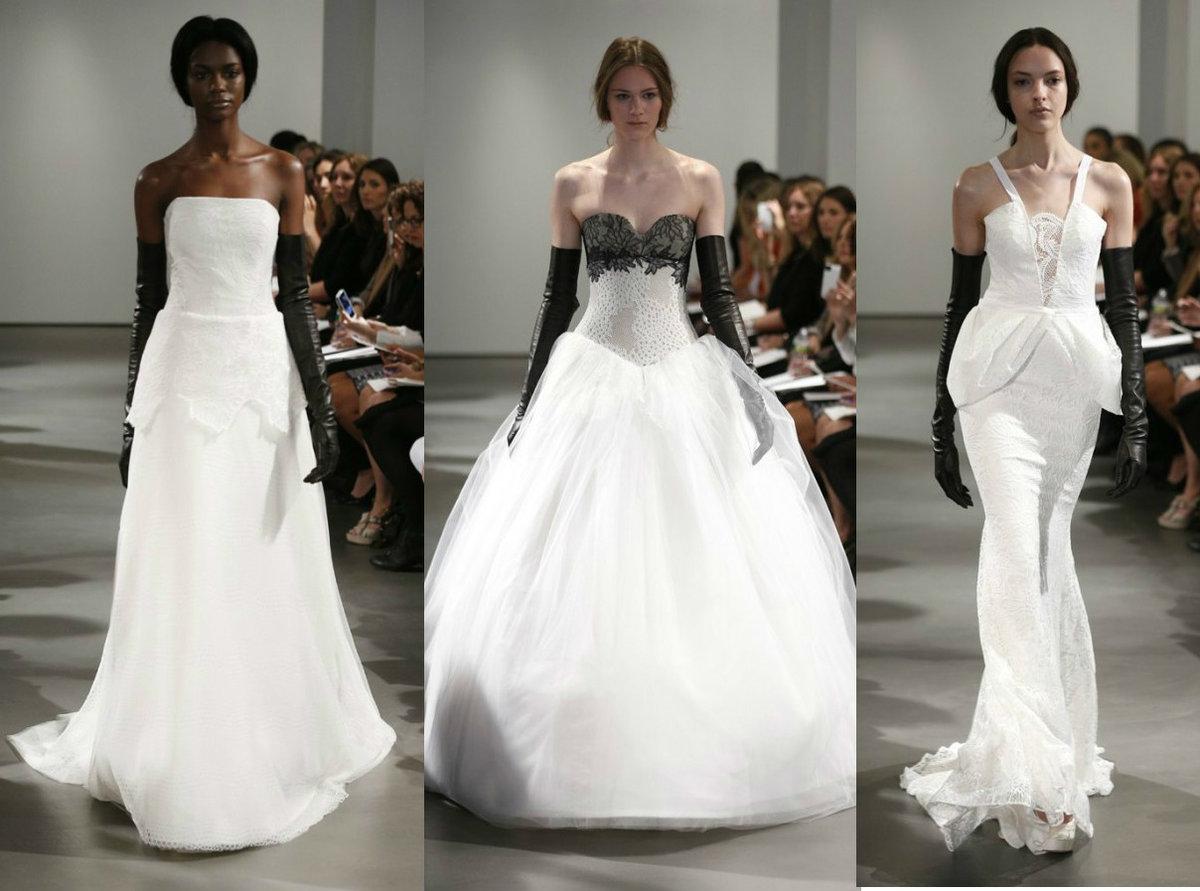 Свадебные платья Vera Wang рекомендации
