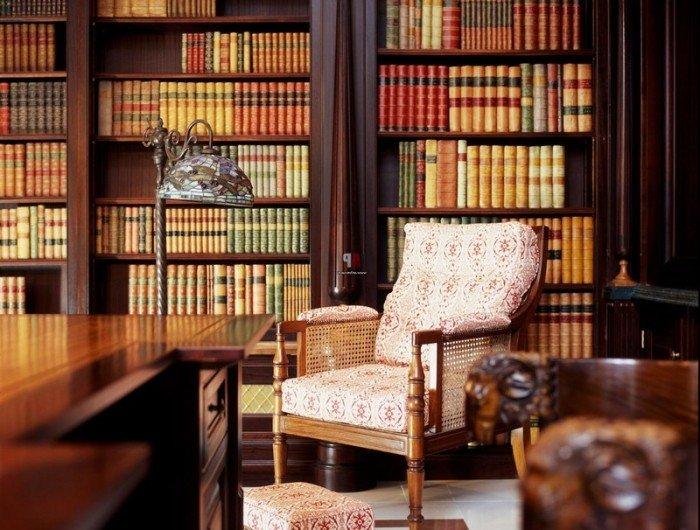 Английский интерьер: истинное благородство и сдержанность стиля