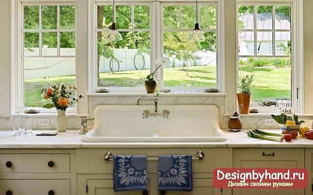 Дизайн интерьера кухни. Фото и идеи