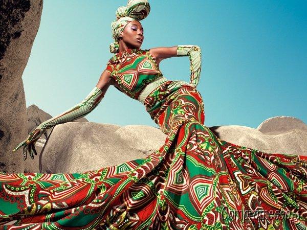 Этнический стиль в одежде: свобода собственного выбора