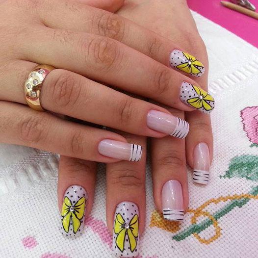 Гель лак фото ногтей мода 2015