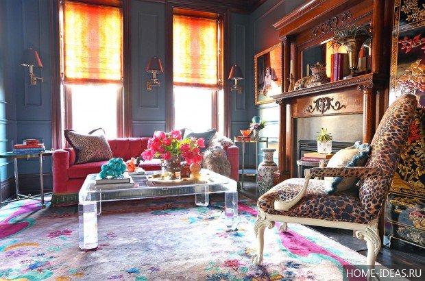 Интерьер в стиле бохо — как оформить интерьер квартиры в стиле бохо, фото и советы дизайнера