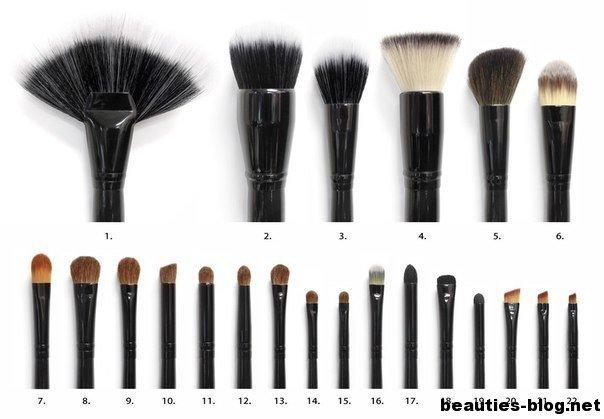 как сделать профессиональный макияж-4
