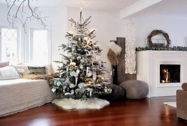 Как украсить елку в год Обезьяны 2016: фотоидеи для Нового года
