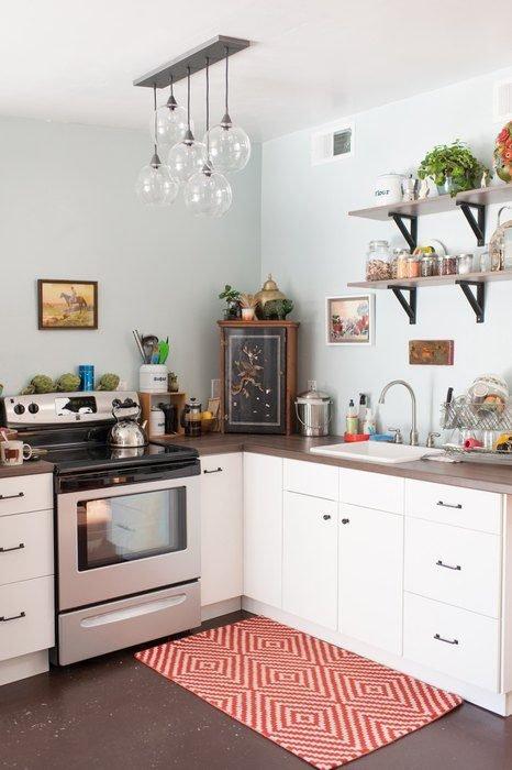 Хранение на маленькой кухне / Я - суперпупер