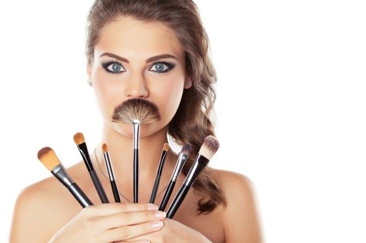 Кисти для макияжа для чего какая нужна фото