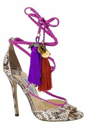 Коллекция женской обуви Jimmy Choo весна-лето 2013