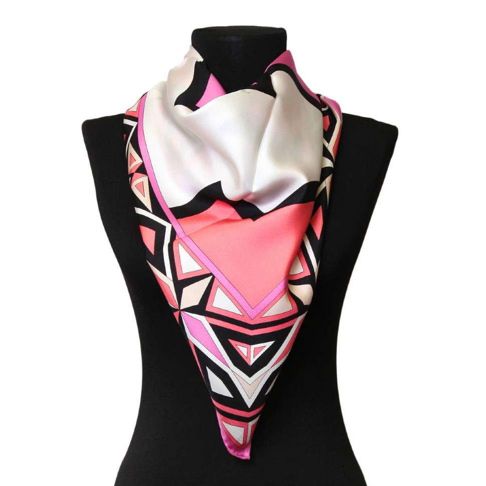 Красивый шейный платок для девушки Emilio Pucci 56521