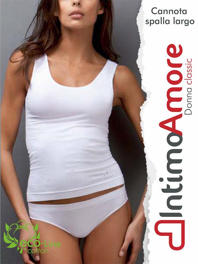 Майка женская A DCSL 01 Cannota купить оптом и в розницу - Интернет-магазин Мир колготок