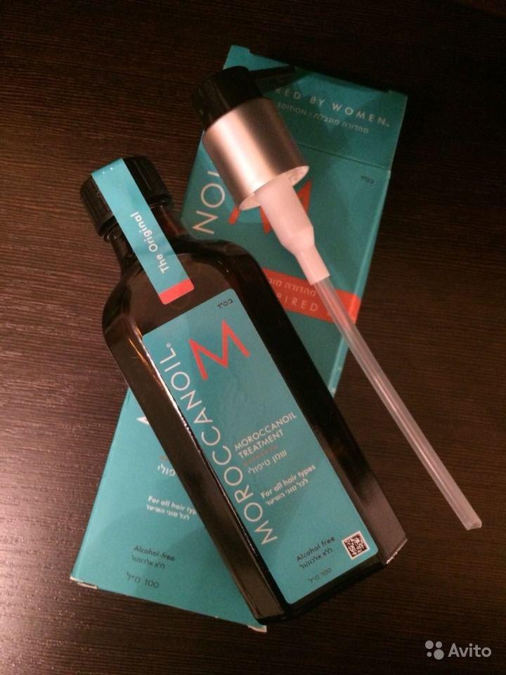 Масло для волос Moroccanoil 100 мл купить в Москве на Avito — Объявления на сайте Avito