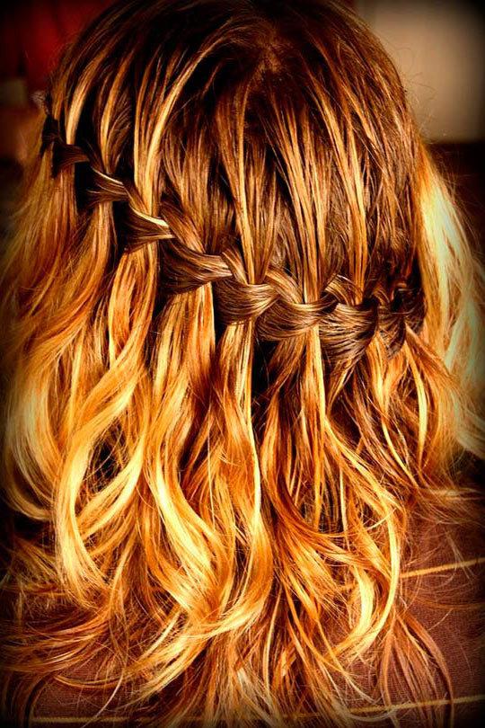 Модное плетение косичек, косы 2014 - 40 фото, 12 видео | Галерея женских интересов
