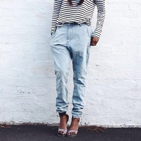 МОДНЫЕ ДЖИНСЫ БОЙФРЕНДЫ, 22 ФОТО - Гардероб - Мода и стиль - Каталог статей - Мэджик Леди - сайт для женщин