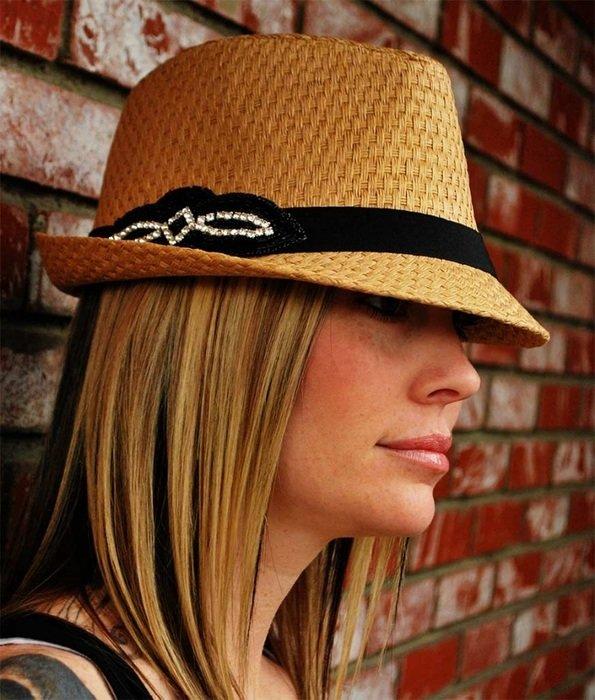 Модные летние шляпы и панамы