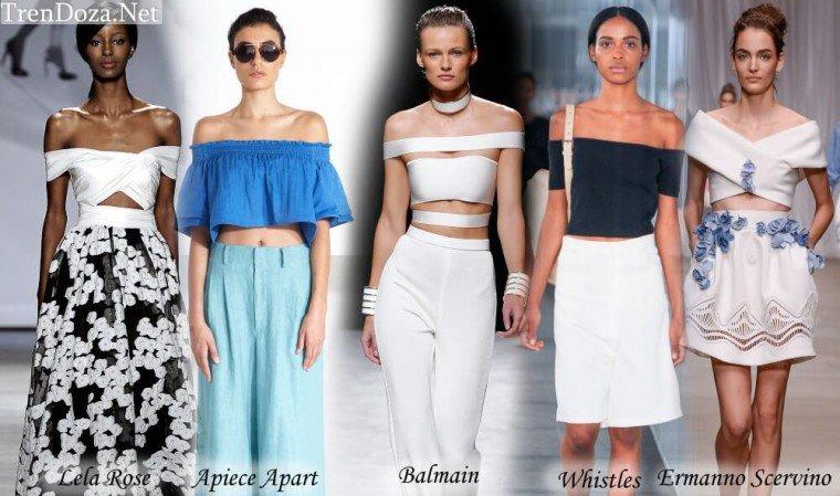 Модные майки 2015 года в 11 тенденциях летних коллекций