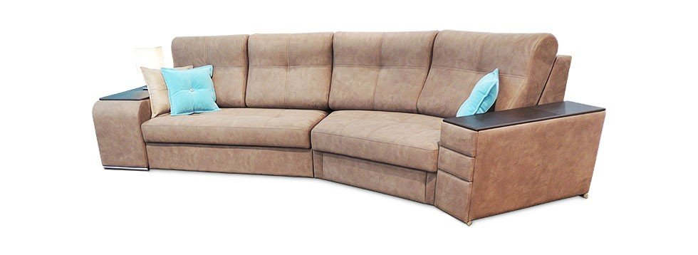 Модульный диван «IQ 120» | «Умные Диваны»