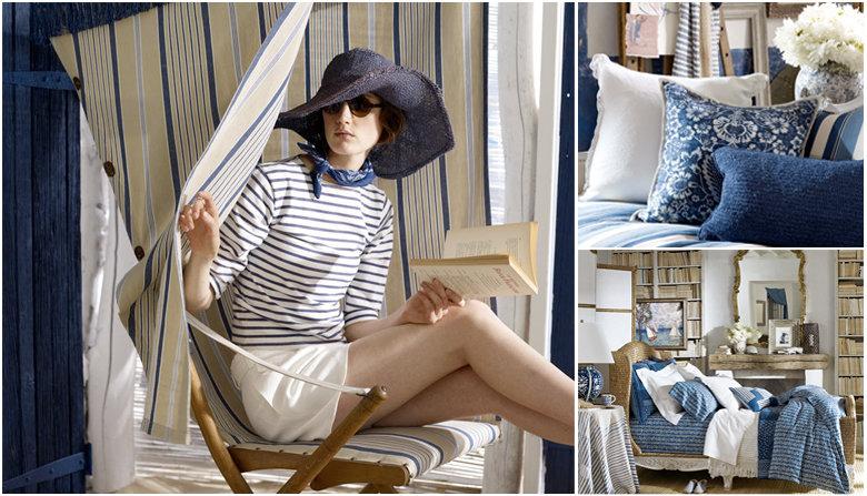 текстиль в средиземноморском стиле