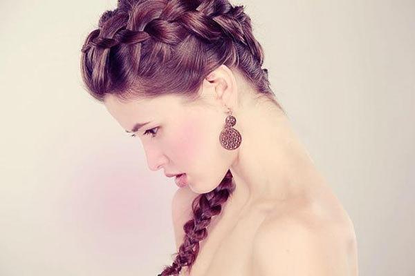 Объемная коса. Как заплести объемную косу?