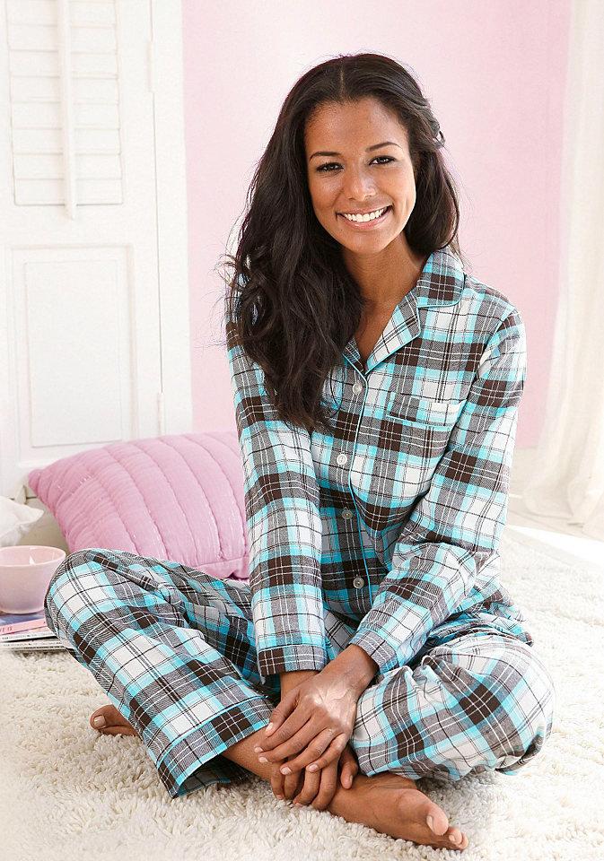 Пижама Vivance - голубой цвет. Размеры - 36, 40, 38, 42, 44 и 46. Купить в интернет магазине Artaban за 4485 рублей