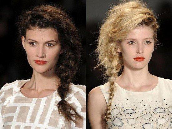 Прически для длинных волос: праздничные и повседневные варианты