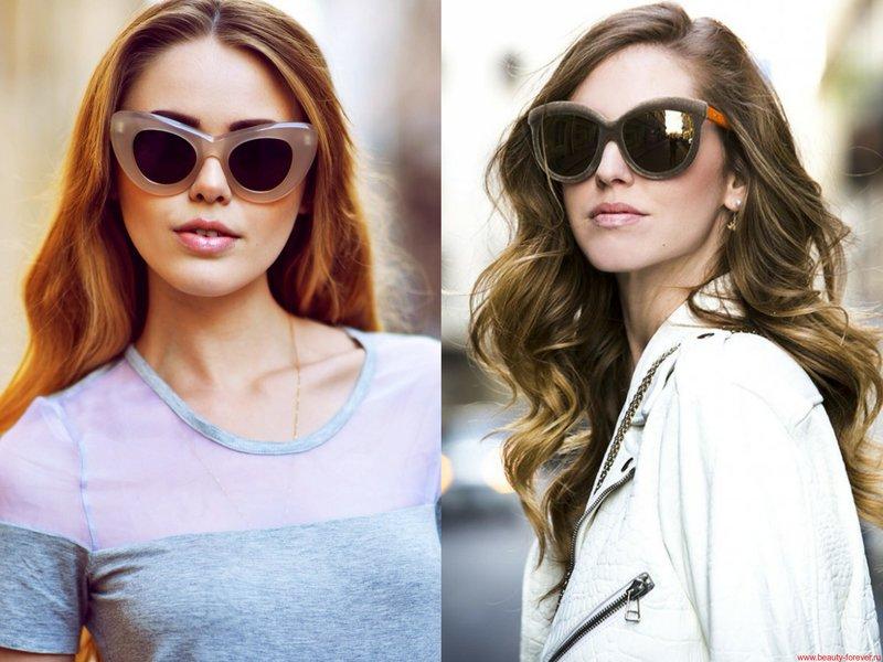 Солнцезащитные очки 2015 : тренды сезона