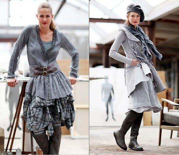 Стиль Бохо-шик в одежде для самых неординарных и свободных