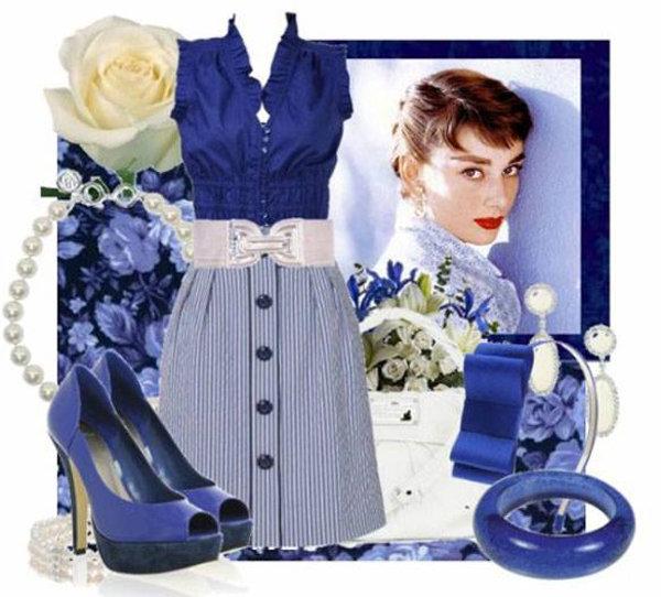 Стиль винтаж: одежда для роскошных леди | Модная Директива