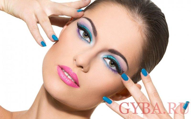 Техники макияжа глаз для начинающих, схемы нанесения с фото и видео