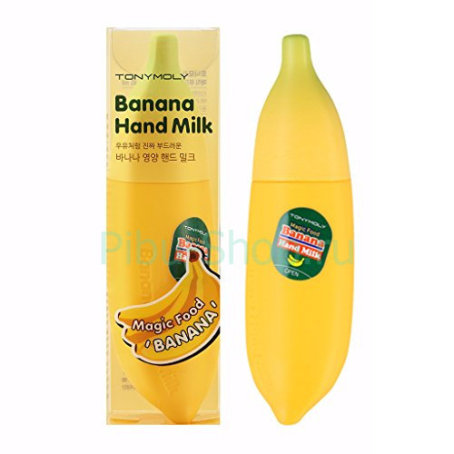TonyMoly Magic Food Banana Hand Milk, 45 мл