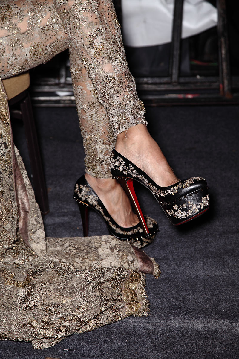 Туфли Лабутены: коллекция 2015-2016 от Couture