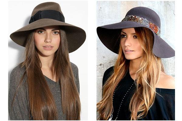 Учимся правильно подбирать женские шляпы