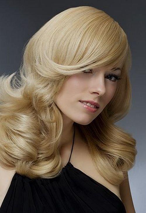 Укладка волос средней длины своими руками: Фото и видео | VolosoMagia.ru