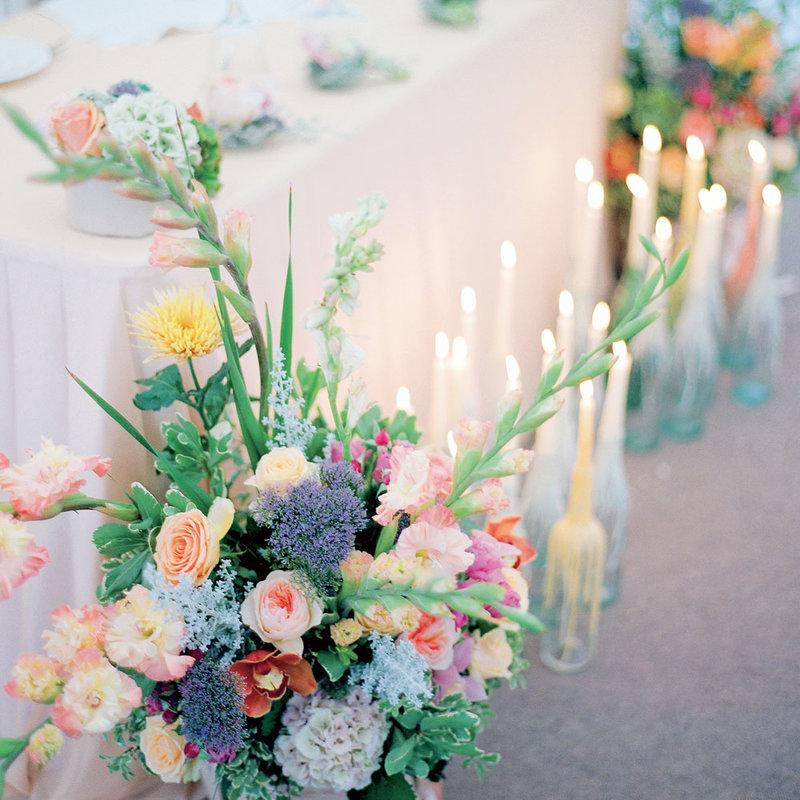 В стиле шебби-шик | День свадьбы | Фото | Wedding-magazine.ru - все о свадьбе для невест!
