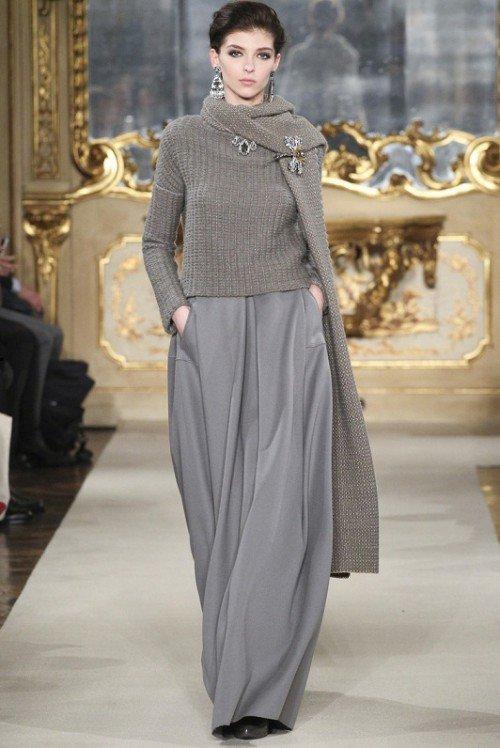 ВЯЗАНЫЕ ТРЕНДЫ ОСЕНЬ-ЗИМА 2015-2016: Fashion Week Review | MsKnitwear