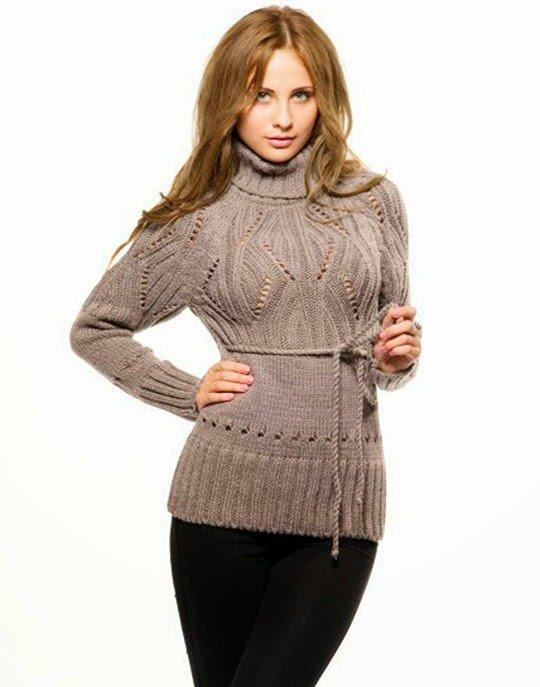 Женские модные свитера 2014, 2015, 2016  - 60 фото | Дамские секреты