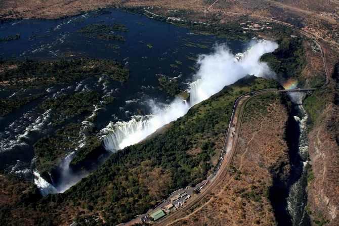 Замбия и Зимбабве