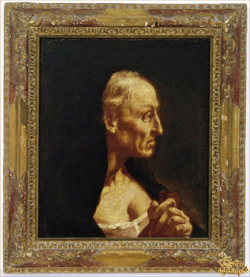 Giovanni Battista Piazzetta, Italian, 1682 1754, картины, репродукция сувенир.сайт
