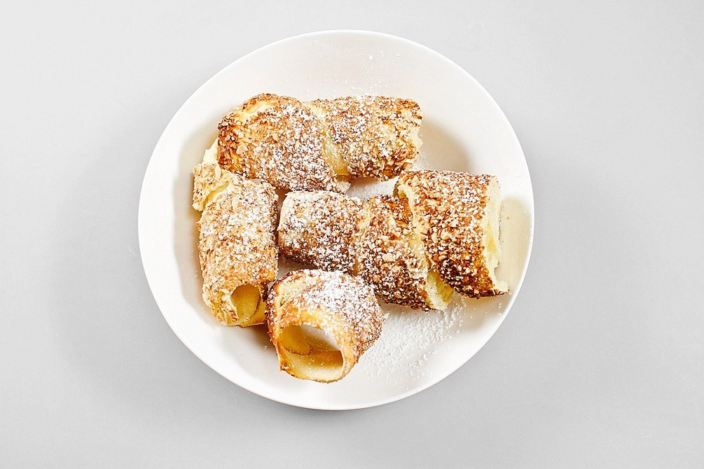 Восточная сладость пахлава рецепт с фото пошагово атлантическая