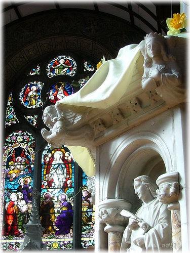 шартрский собор алтарь