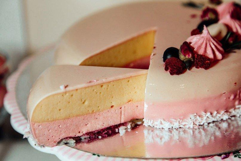девушка диетический торт рецепт с фото пошагово заряд бодрости улыбки