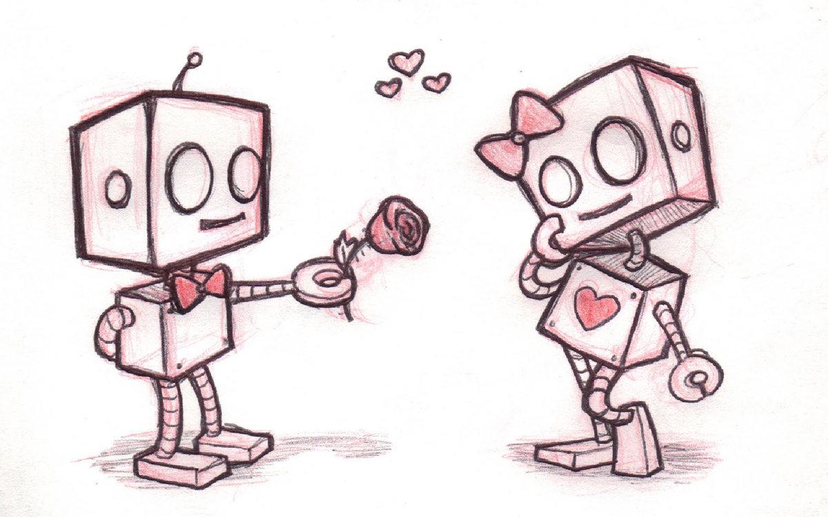 Прикольные картинки нарисованные карандашом про любовь