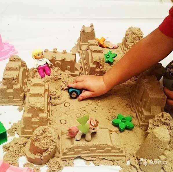 картинки для волшебного песка