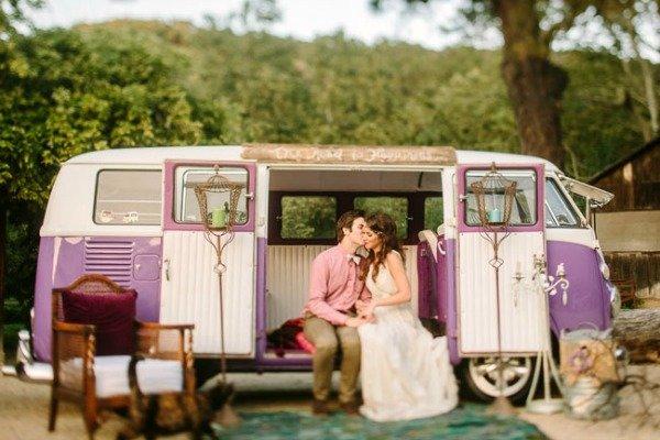 Декор камерной романтичной свадьбы