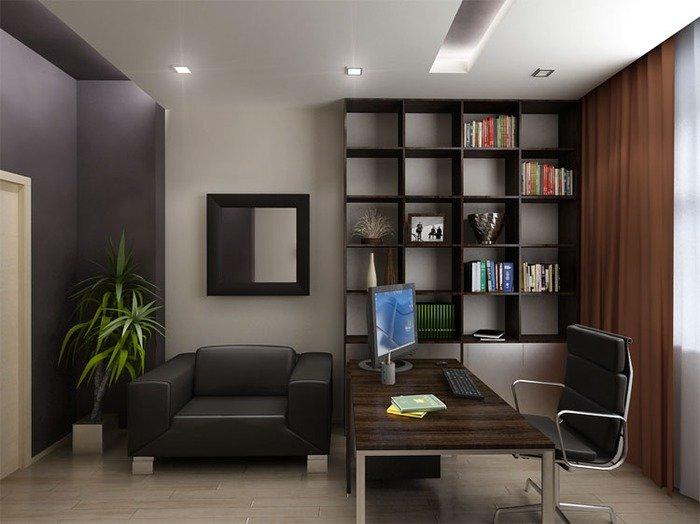 Небольшое место для домашнего кабинета